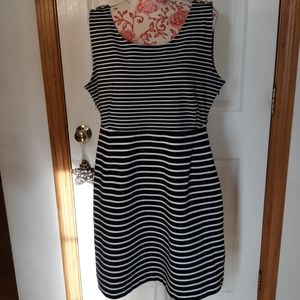 Gap Nautical style  Dress ladies 18